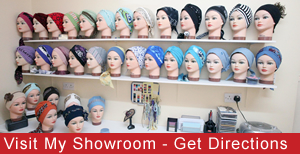 headwear bandanas scarves athlone showroom
